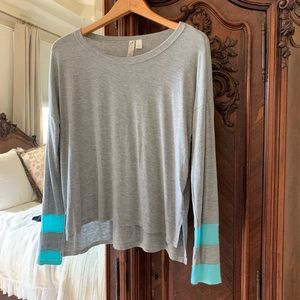 Super soft Cotton Long-Sleeve Tee! Anthropologie